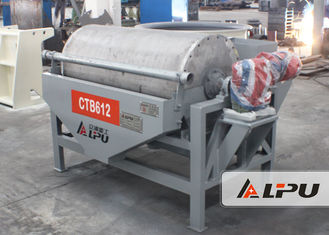 চীন Permanent Magnetic Separator for Iron Ore Gold Ore Dressing Plant CTB Series CTB612 সরবরাহকারী