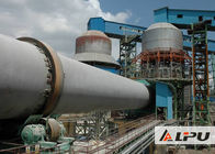 চীন Horizontal Industrial Rotary Kiln For Oxidizing Calcination Chromium Ore কোম্পানির