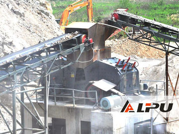 চীন 600kw Screening Stone Crusher Machine For Building Material কারখানা