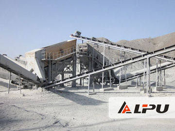 চীন Stationary Complete Stone Crushing Plant Equipment With CE IQNet পরিবেশক