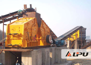 চীন 350kw Impact Stone Crushing & Screening Plant / Stone Crushing Line পরিবেশক