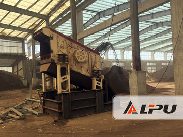 চীন 2YK1548 Vibrating Screen Sieving Machine With Vibration in Stone Crushing Plant পরিবেশক